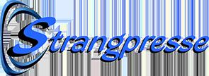 Strangpresse